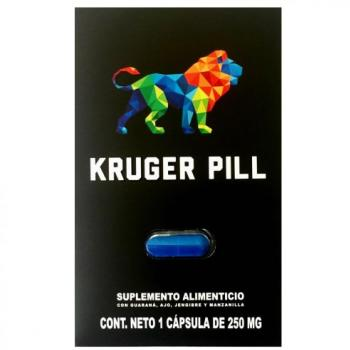 SUPLEMENTO ALIMENTICIO KRUGER PILL