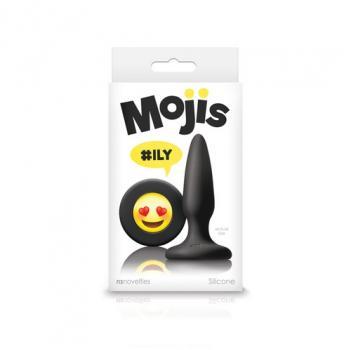 NSN-0511-13 Moji?s ILY Black