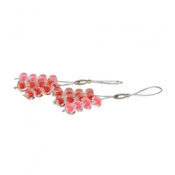 SE-2611-11-2 Intimate Play Nipple and Clitoral Non Piercing Body Jewelry Ruby