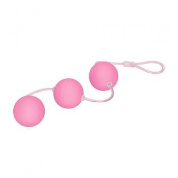 SE-0004-37-2 Love Balls Triple Lover Pink