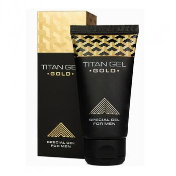 TITAN GEL GOLD 50 G