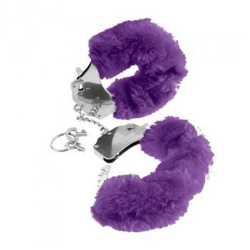 PD3804-12 Original Furry Cuffs Purple