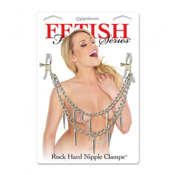 PD3624-26 Rock Hard Nipple Clamps