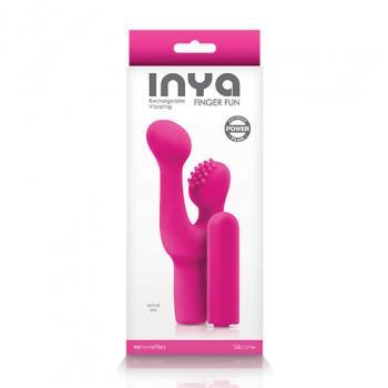 NSN-0554-34 Finger Fun Pink