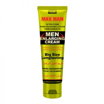 MAXMAN MEN ENLARGING CREAM YELLOW