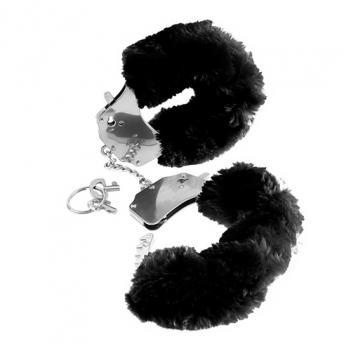 PD3804-23 Original Furry Cuffs Black