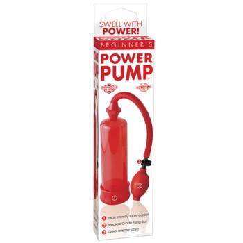 PD3241-15 BEGINNERS POWER PUMP RED
