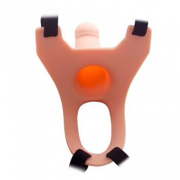 B-182011 Silicone Curved Dong color sujeto a disponibilidad
