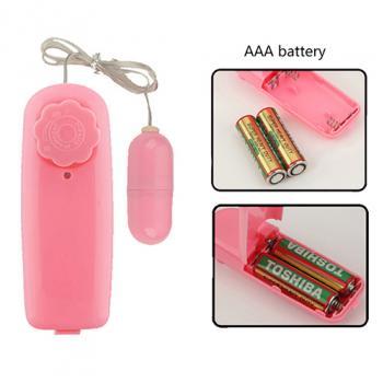 B-805 Vibrating Bullet Mini Pink