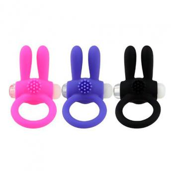 ER021 Rabbit Cockring Color sujeto a disponibilidad