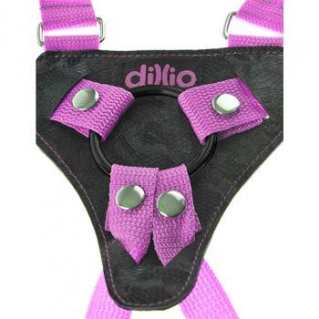 PD5316-11 7″ Strap On Suspender Harness Set