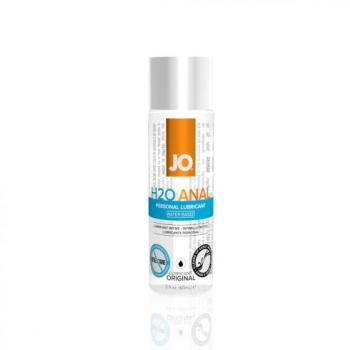 LUBRICANTE JO H2O  ANAL WATER BASE 2.5 OZ