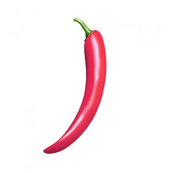 WS-01915 Vegetables Sex Vibrator Pimienta