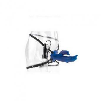 PD3356-14 Waterproof Diving Dolphin Hollow Strap on