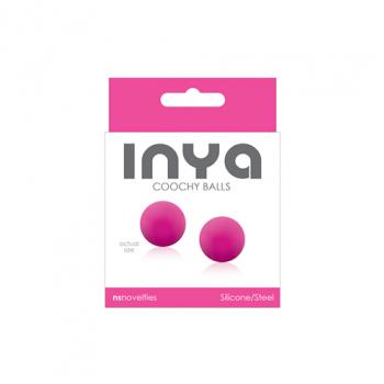 NSN-0550-24 INYA - Coochy Balls - Pink