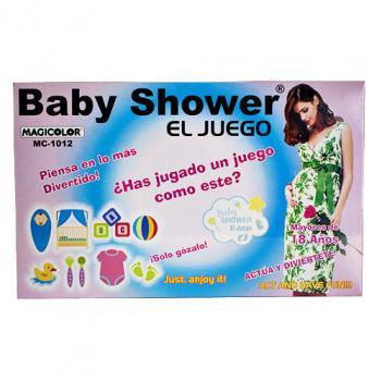 JUEGO DE MESA BABY SHOWER