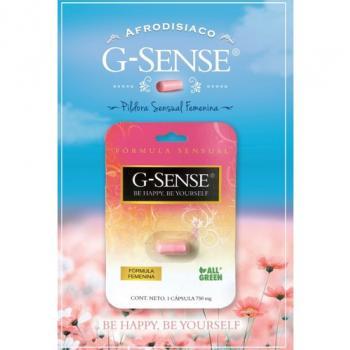 G- SENSE FOR HER