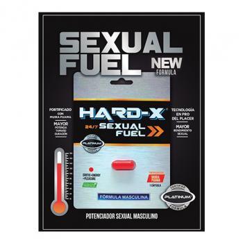 HARD-X SEXUAL FUEL PLATINUM